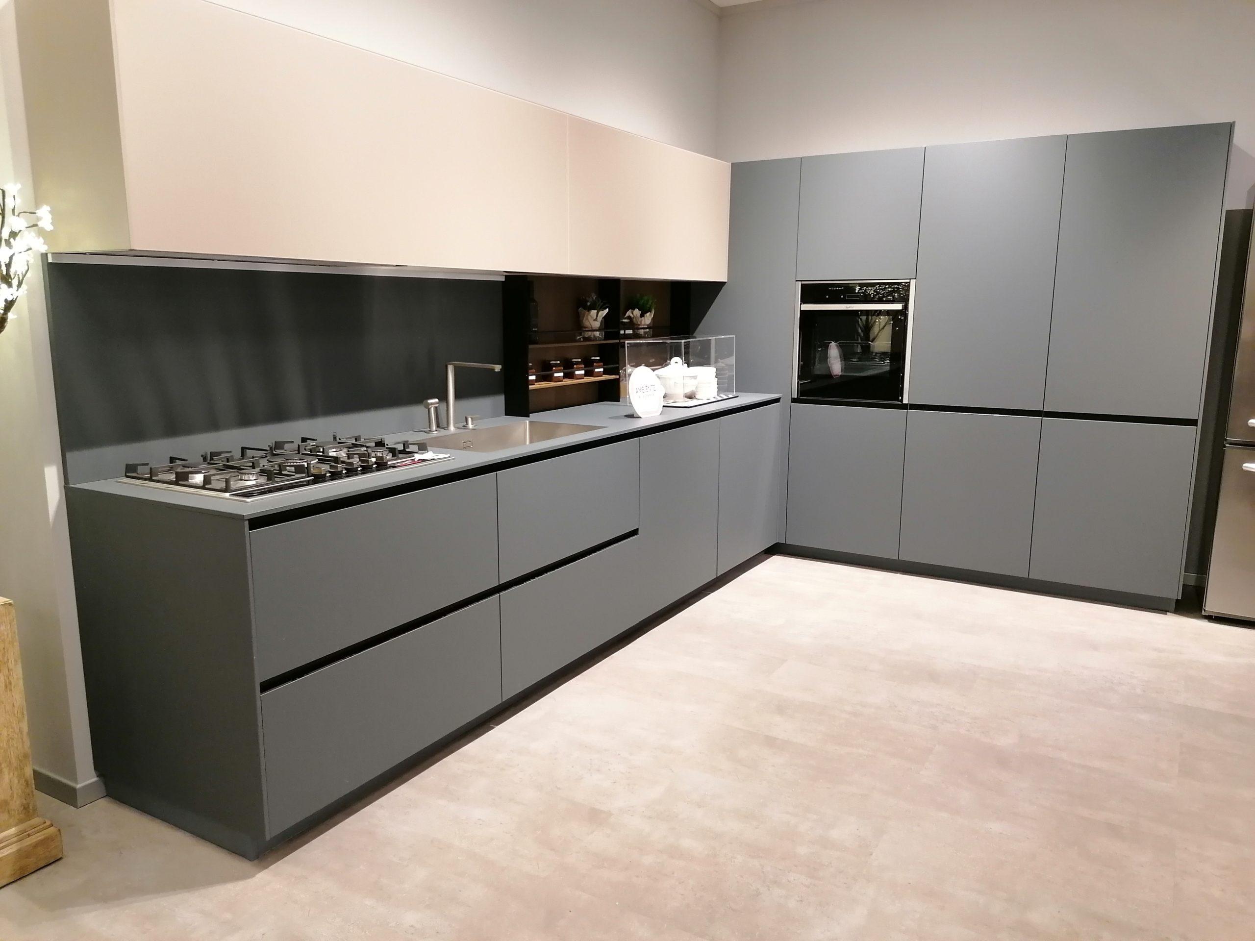 Immagini Cucine Ad Angolo cucina grigio moderna ad angolo copat 31 ls – prezioso casa